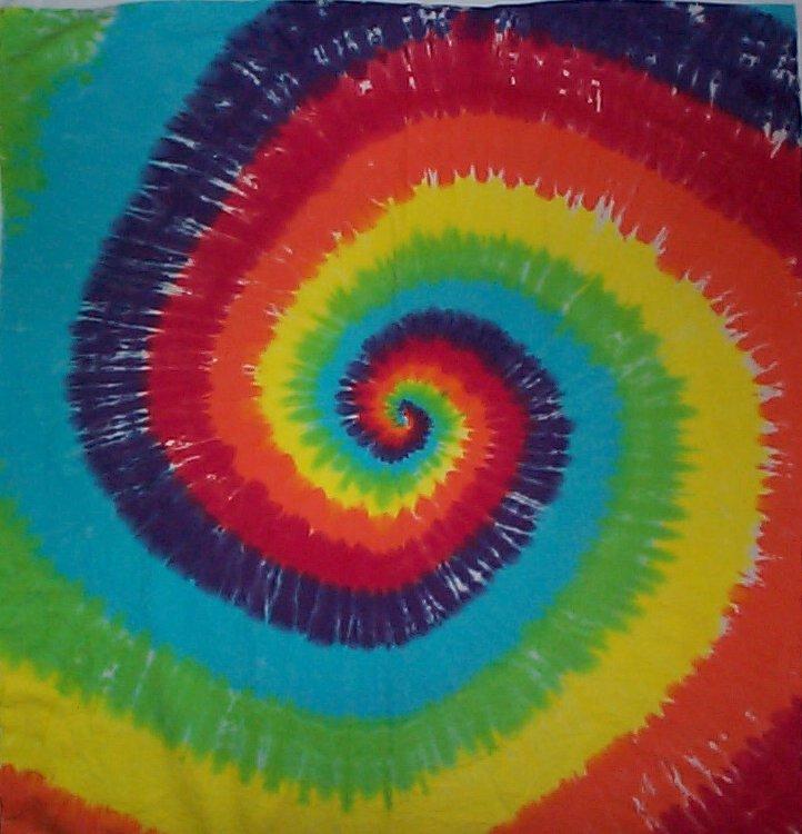 tye dye coloring pages - photo#43